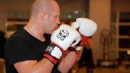 Fedor Emelianenko,  Dutch old school kickboxing part 2: shows Fedor during one of his kickboxing classes focusing on coordination and body mechanics.