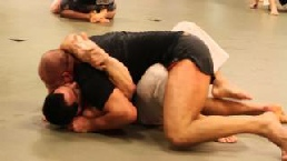 Fedor Emelianenko Grappling with Maxim Leijdekker:  Video clip showing Maxim working with Fedor on the details of grappling.